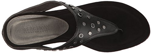 Kenneth Cole Reaction Women's Great Leap 4 Wedge Sandal Black 78WKqDEoo