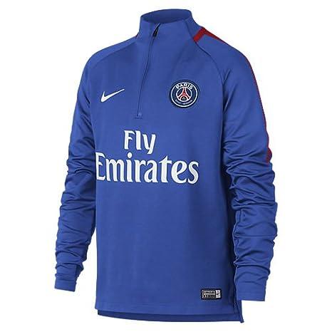 Amazon.com: Nike Paris Saint Germain - Camiseta de fútbol ...