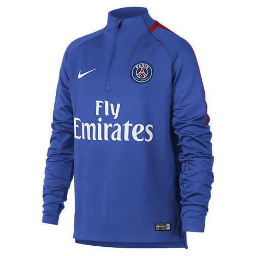 Nike Youth Soccer Paris Saint Germain Dry Squad Top (Medium)