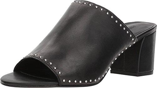 Rebecca Minkoff Women's Lainy Stud Black Leather 9.5 M US