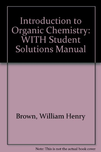Introduction To Organic Chemistry Pdf