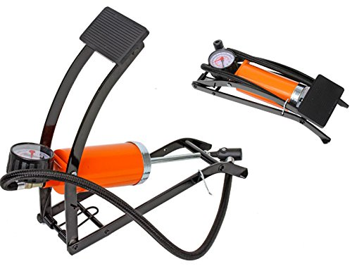 (Pyramid Bicycle Foot Operated Floor Pump )