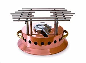 Mauviel M'Plus 2702.00 Heater with Alcohol Burner