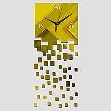 Gydoxy(TM) time-limited Clock mirrior Wall Clocks Watch Large 3d Diy Acrylic Mirror real fashion Living Room Modern