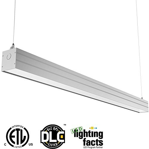 Pendant Tube Light Fixture - 7
