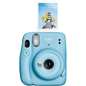 RetinaPix Fujifilm Instax Mini 11 Instant Camera (Sky Blue)