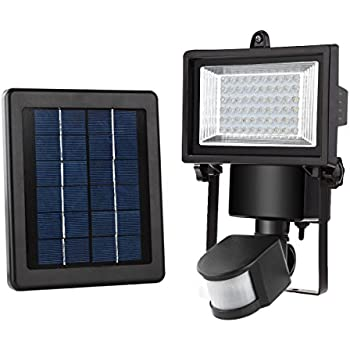Meikee 60led Outdoor Solar Motion Light 15m Pir Motion