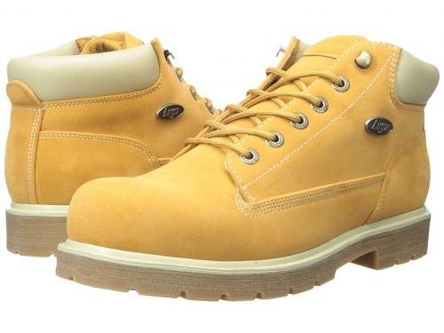 Lugz(ラグズ) メンズ 男性用 シューズ 靴 ブーツ 安全靴 ワーカーブーツ Drifter LX Golden Wheat/Cream/Gum [並行輸入品] B07DLPM1MR 9.5 D Medium