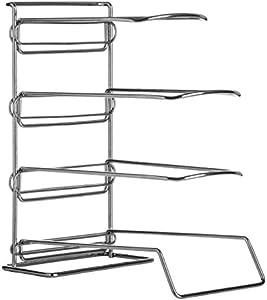 Metal Premier Housewares Soporte para Tazas Centimeters Negro