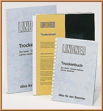 Lindner 846 Carnet s/écheur simple DIN A4