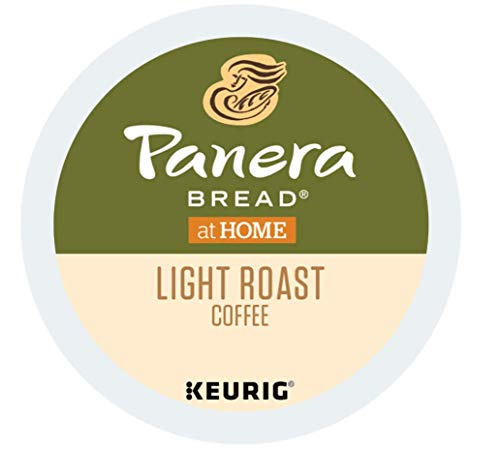Panera Bread Single Serve Capsules for Keurig K-Cup pod Coffee Brewers, 72 Count (Light Roast)