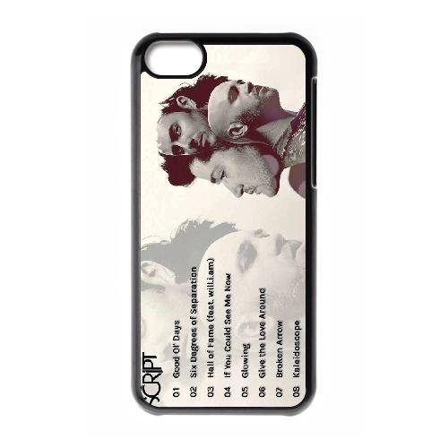 The Script VM77TI5 coque iPhone Téléphone cellulaire 5c cas coque X4DS6K2DM