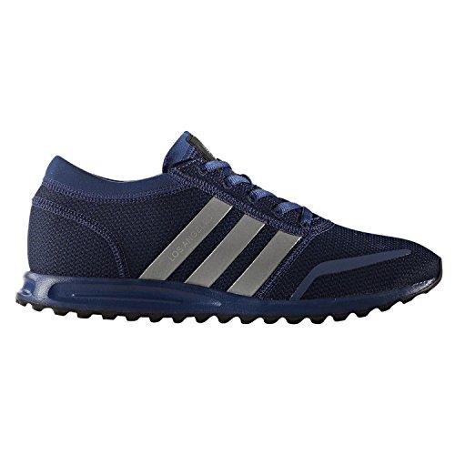 Adidas Los Angeles - Zapatillas para Hombre, Color Gris, Blue Silver Black Bb1128, 5 M US