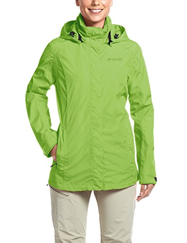 W Metor maier Greenery Verde Giacca Donna sports qfxwEOvx4