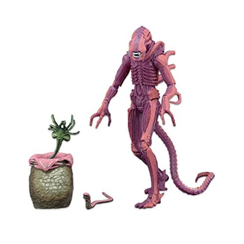"NECA Aliens 7"" Scale Warrior (Arcade Appearance) Action Figure"