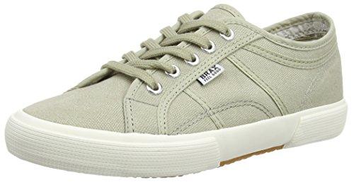 Sneakers 044 Braun Brax Schnürschuhe Taupe Damen EqIww4xAH