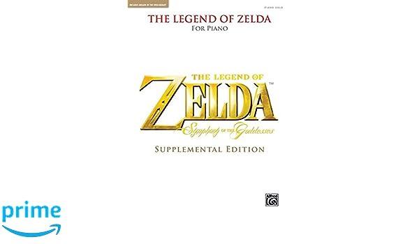 The Legend of Zelda Symphony of the Goddesses (Supplemental Edition