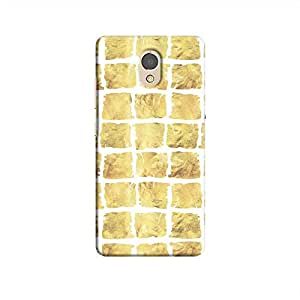 Cover It Up - Yellow Rock White Break P2 Hard Case