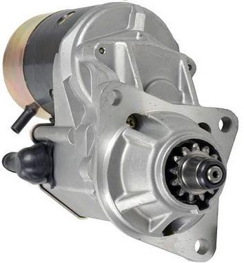 STARTER MOTOR FITS CASE LOADER 480C 480D 480E 480F 580C 580D W11 W11B W11C 1835B (Ndenso Unit)