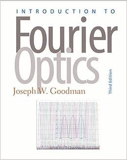 Fourier Optics: An Introduction