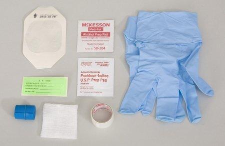 MCK88212801 - Mckesson Brand IV Start Kit Medi-Pak