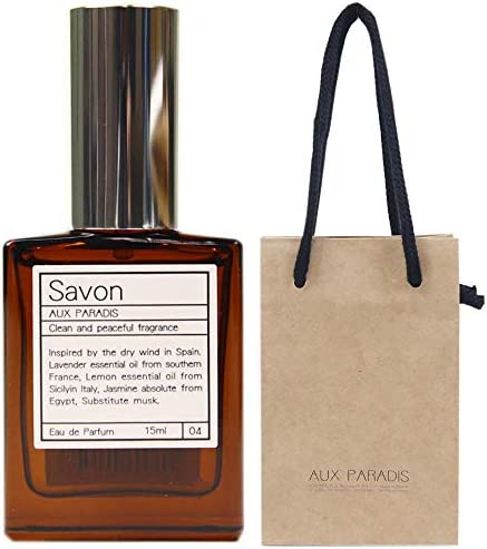 サボン オゥパラディ オゥパラディの香水。フルールとサボンの香りを愛用してます♡