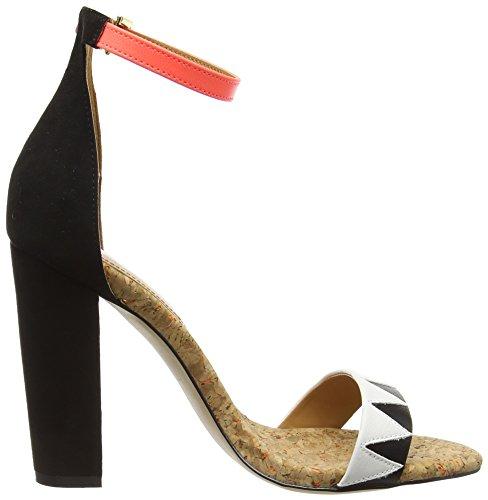 Open KG Miss Women's Heels Blk Black Other Toe Faye wtZvZpHq