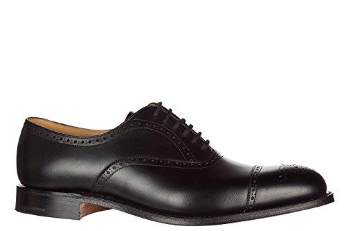 Churchs Herrenschuhe Leder Herren Business Schuhe Schnürschuhe brogue tGoldnto