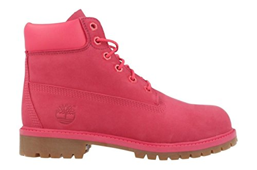 Timberland Red Rosa 6 Boot Wp Premium Unisex Botas In rose A1ode Adulto Clasicas rrfpqgFx