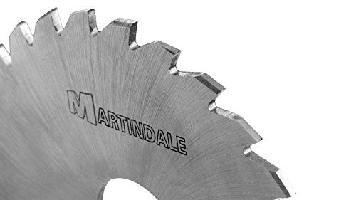 Martindale OSMFF1562 M-2 High Speed Steel High Speed Steel Copper Slitting/Riser Slotting Saws,  5