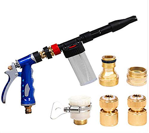 - Garden Water Jet High Pressure Power Washer Spray Nozzle Watering Gun Hose Pipe Wand Attachment Best Choice Cleaning Tools
