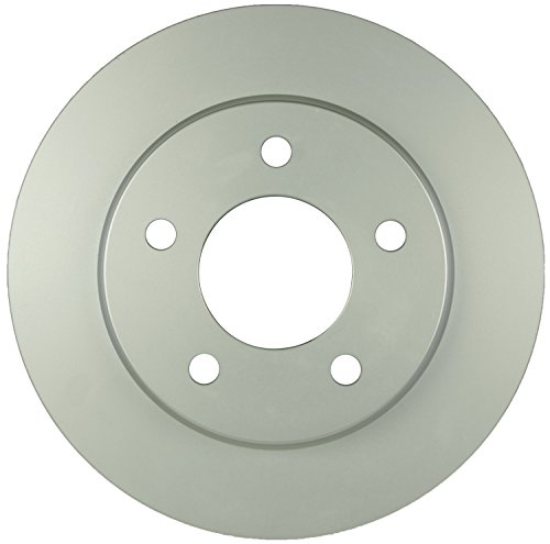 Bosch 34010902 QuietCast Premium Disc Brake Rotor, Rear (Premium Rear Brake Centric)