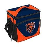NFL Logo Brands Chicago Bears 24 Can Cooler, Team