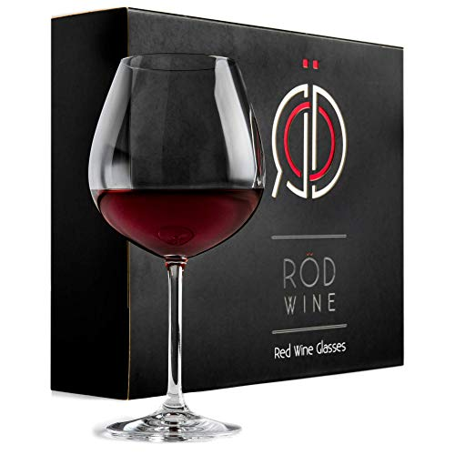 Red Wine Glasses Lead