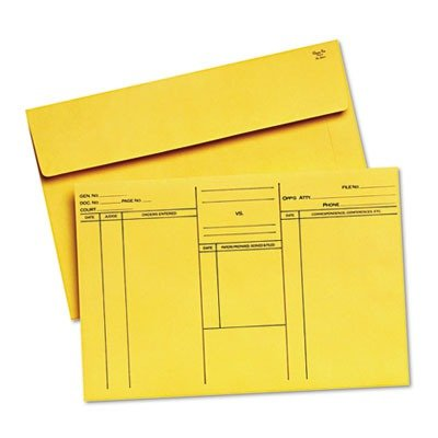 Open Side Mailers (QUA89701 - Quality Park Attorney's Open-Side Envelope)