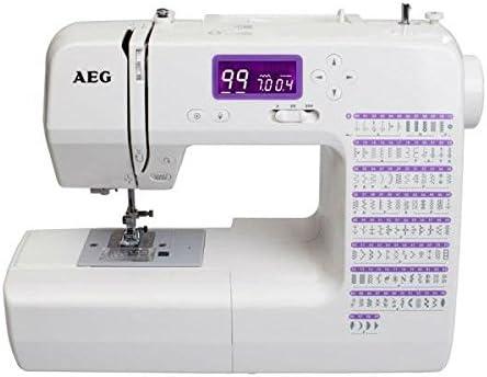 AEG 75 x máquina de coser electrónica: Amazon.es: Hogar