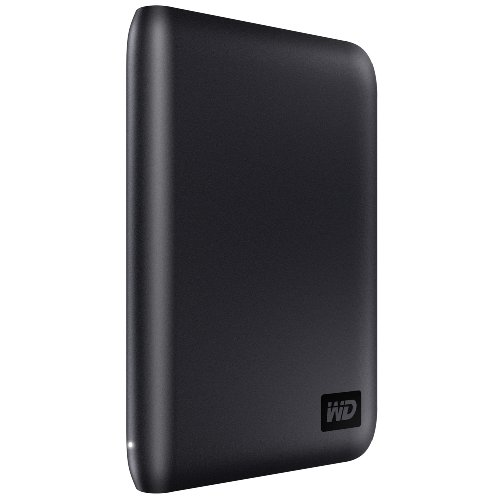 WD My Passport for Mac 500 GB USB 2.0 Portable External Hard Drive (Charcoal)