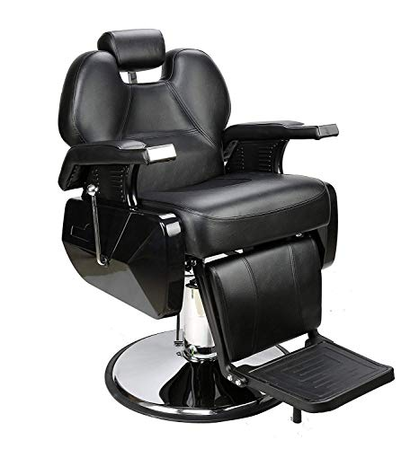 BarberPub All Purpose Hydraulic Reclining Barber Chair Salon Spa Beauty Chair Styling Equipment 2687...