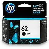 HP 62 | Ink Cartridge | Black | C2P04AN