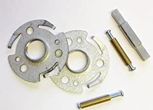 Gainsborough Parts For Non Locking Knob Stem Hardware