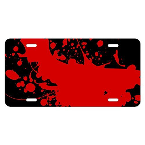 zaeshe3536658 Blood Splatter Classic Horror Movie Halloween Novelty