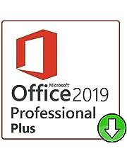 Microsoft™ Office Professional Plus 2019 | Multilingual | 1 PC (Windows 10) | Life Time License | Key Card