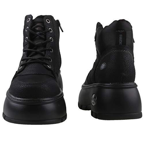 43dr202 Dockers 100 Altas Gerli Negro Schwarz para Zapatillas by Mujer xx6OC