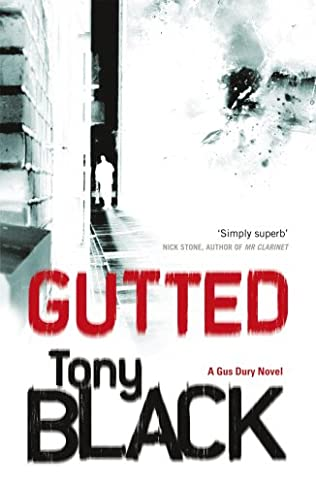 book cover of Gutted