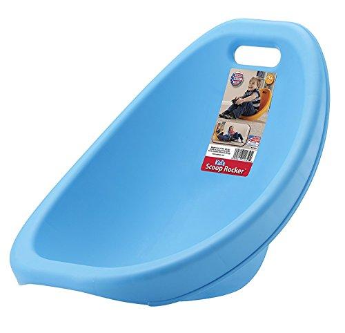 American Plastic Toys Scoop Rocker (Pack of 6) Kids Childrens Chairs by Kid`sKraft (Image #1)