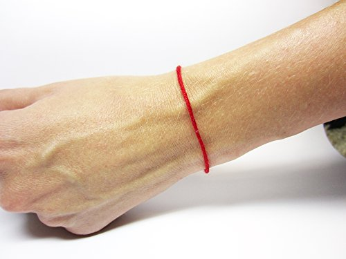 string bracelet right wrist authentic string kabbalah wrist wool bracelet 2130