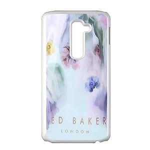 LG G2 Phone Case White Ted Baker logo AC8641547