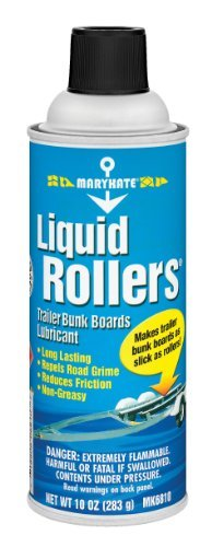 MaryKate Liquid Rollers Trailer Bunk Board Lubricant Athletics, Exercise, Workout, Sport, Fitness by Athletics & Exercise