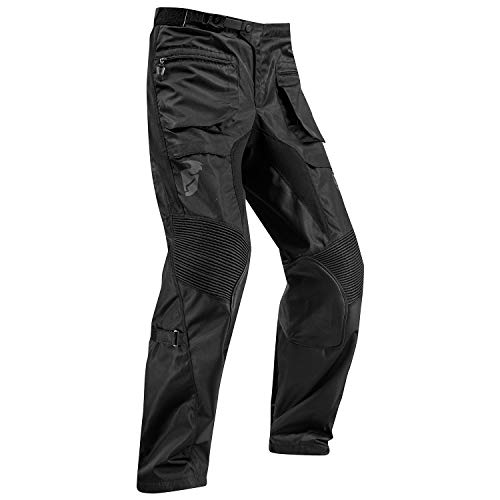 (Thor Terrain Enduro and Trail Riding MX Pants 42 inch Black)