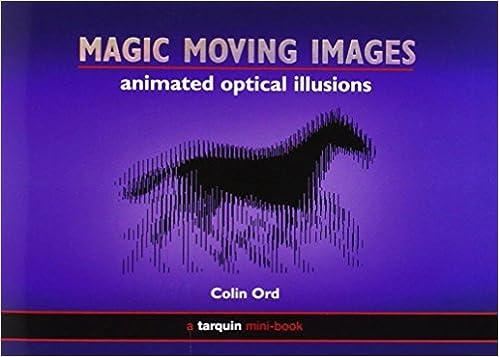 Animated Optical Illusions Book